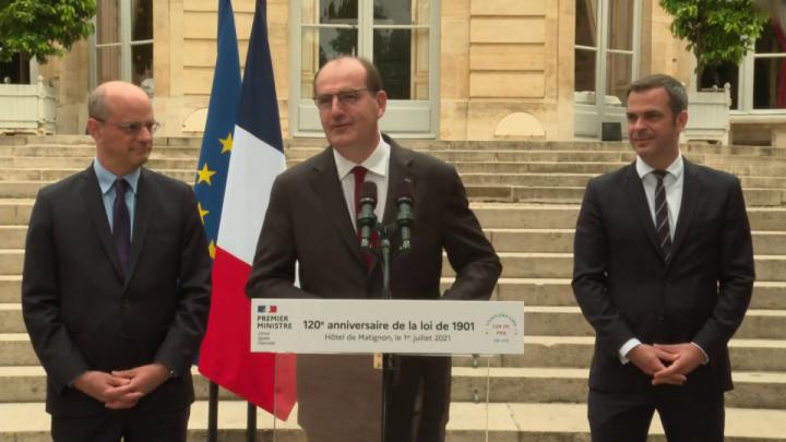 Jean Castex : « La force du pays, c'est de faire vivre l'intérêt général (...) par la société elle-même »