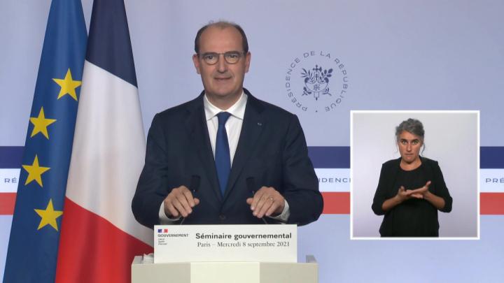 Protéger les Français, renforcer la France et préparer l'avenir