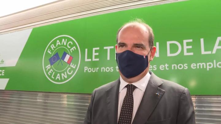 Jean Castex : « le plan de relance produit des résultats »