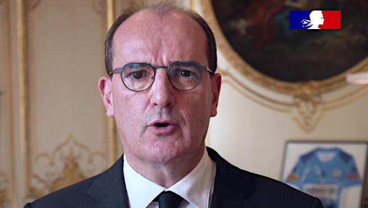 Message du Premier ministre, Jean Castex, à tous les jeunes Français