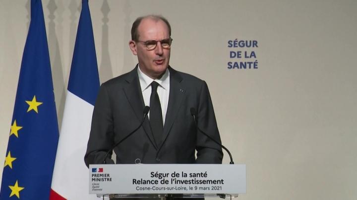 Ségur de la Santé : discours du Premier ministre Jean Castex