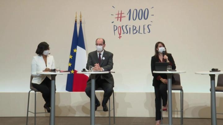 Journée internationale des droits des femmes : lancement de la campagne 1000 Possibles