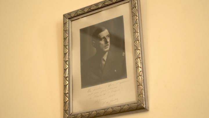 JEP : revivez quelques moments forts du général de Gaulle à Matignon