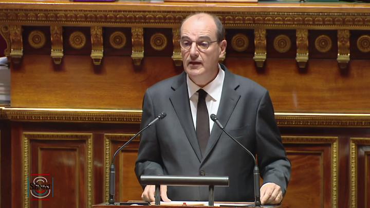 Déclaration de politique générale au Sénat du Premier ministre, Jean Castex