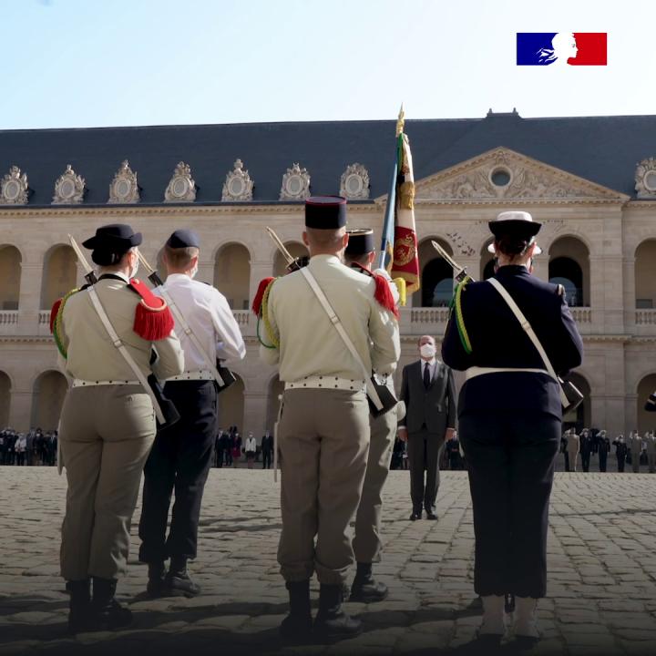 "Jean Castex : ""France, voici ton fils, qui s'est tant battu"""