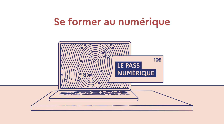 Le « pass numérique » pour se former au numérique